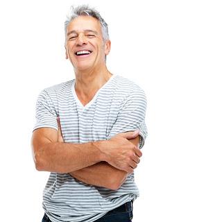 wpid dental olderman laughing